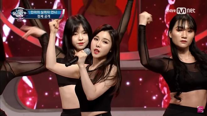 Hot girl hát hay, nhảy đẹp gây bão trên sóng truyền hình Hàn Quốc - Ảnh 2.