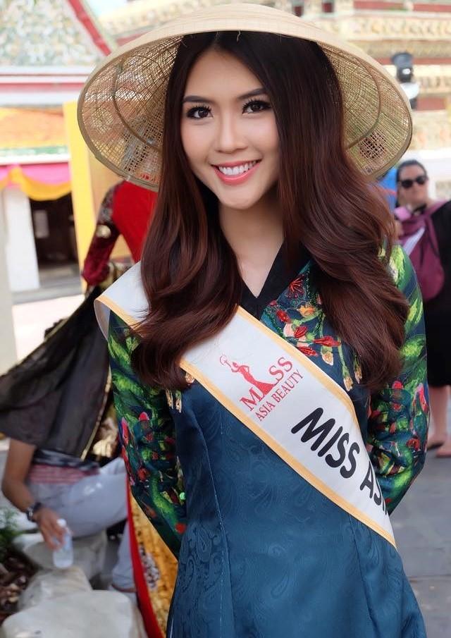 Fan nữ Sông Lam Nghệ An dự thi Hoa hậu Sắc đẹp Châu Á 2017 - Ảnh 2.