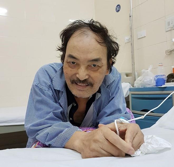 Cậu Giời Đặng Lân của Đêm hội Long Trì bị ung thư phổi - Ảnh 1.