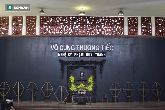 Gia đình, đồng nghiệp nghẹn ngào ở đám tang NSƯT Duy Thanh - Ảnh 36.