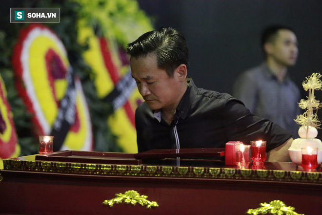 Gia đình, đồng nghiệp nghẹn ngào ở đám tang NSƯT Duy Thanh - Ảnh 26.