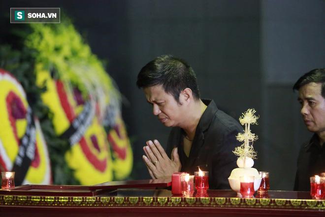 Gia đình, đồng nghiệp nghẹn ngào ở đám tang NSƯT Duy Thanh - Ảnh 23.