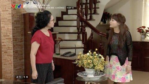 Con trai NSND Lan Hương lo ế vợ vì vai diễn tai quái của mẹ - Ảnh 1.