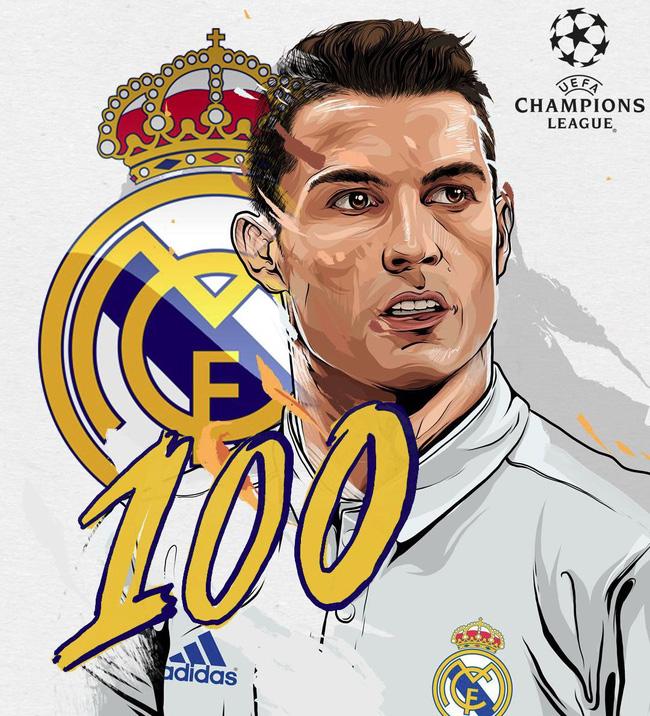 Ảnh chế: Ronaldo hóa siêu nhân trong trận thắng Bayern - Ảnh 1.