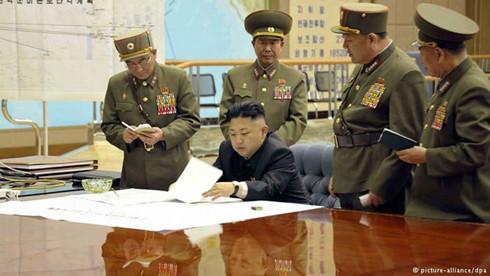 Mỹ sẽ phải đối mặt với sức mạnh quân sự Triều Tiên lớn cỡ nào? - Ảnh 1.