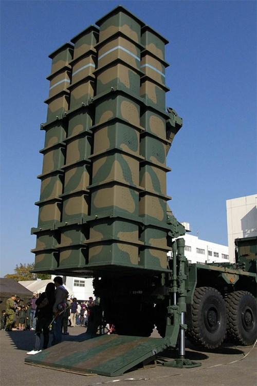 Nhật Bản đưa vào trang bị tổ hợp tên lửa phòng không mới - Ảnh 1.