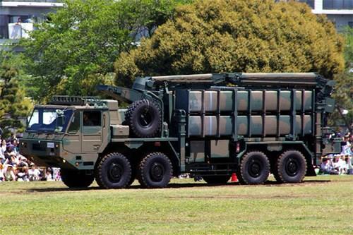 Nhật Bản đưa vào trang bị tổ hợp tên lửa phòng không mới - Ảnh 2.
