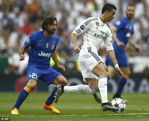 Bán kết cúp C1: Real Madrid và nỗi ám ảnh Juventus - Ảnh 2.