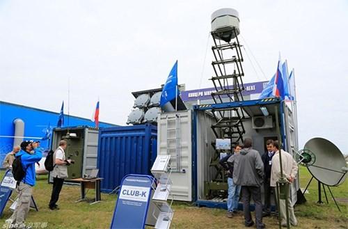 Nga bắt đầu chào bán tổ hợp tên lửa Klub-K - Ảnh 1.