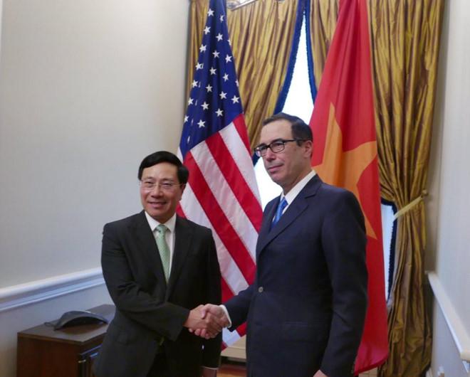 Ngoại trưởng Mỹ xác nhận Tổng thống Trump sẽ thăm Việt Nam - Ảnh 1.