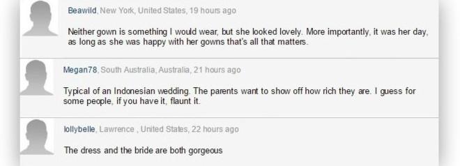 Cô dâu sở hữu bộ váy cưới nhiều like nhất Instagram - Ảnh 2.