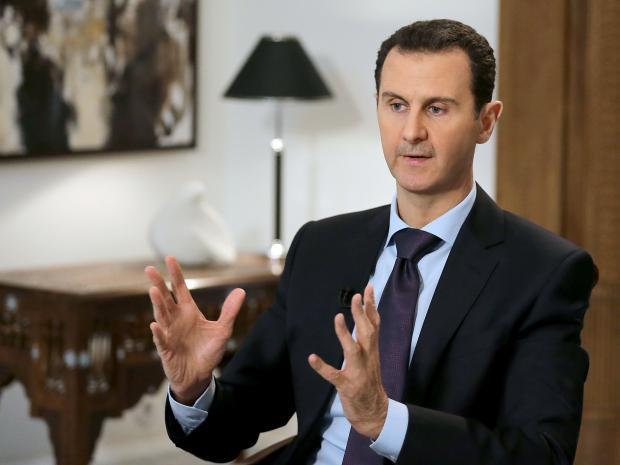 Tổng thống Syria trả lời: Vì sao phòng không Syria không thể đánh chặn tên lửa Tomahawk? - Ảnh 1.