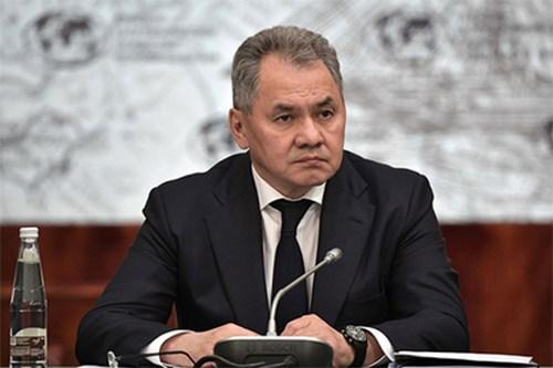 Bộ trưởng Quốc phòng Nga: Hoạt động quân sự của Mỹ tại Syria gây nguy hiểm cho lực lượng quân sự Nga - Ảnh 1.