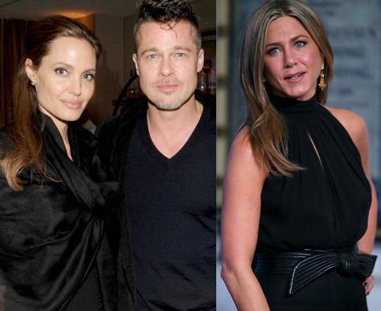 Những giọt nước mắt và nụ cười của Angelina Jolie khi ở bên Brad Pitt suốt 12 năm - Ảnh 1
