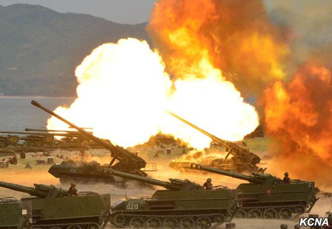 """Những tử huyệt khiến THAAD """"phơi mình"""" trước pháo binh, đặc nhiệm Triều Tiên - Ảnh 3"""