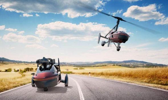 Ô tô bay lượn trên bầu trời chính thức lên kệ với giá 9 tỷ đồng - Ảnh 2.