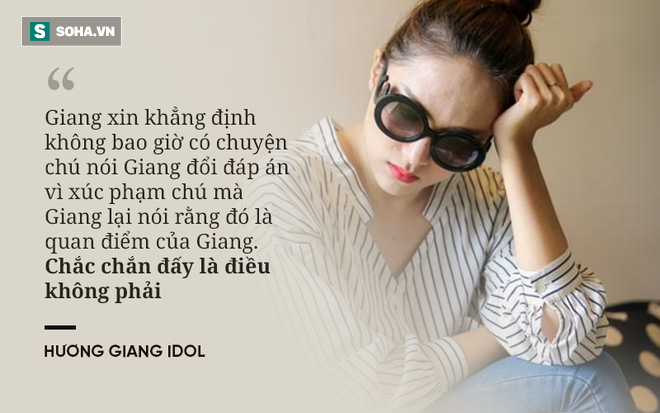 Nghệ sĩ Trung Dân hãy tha thứ cho Hương Giang Idol, vì 6 lý do này! - Ảnh 1.