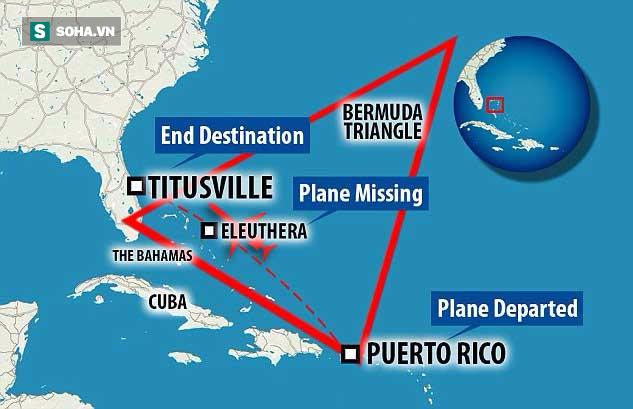 Lại thêm một vụ mất tích đầy bí ẩn tại tam giác quỷ Bermuda - Ảnh 1.