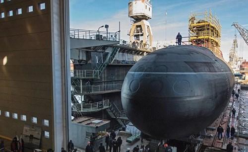 Mỹ không muốn chạm trán với tàu ngầm tàng hình của Nga - ảnh 2
