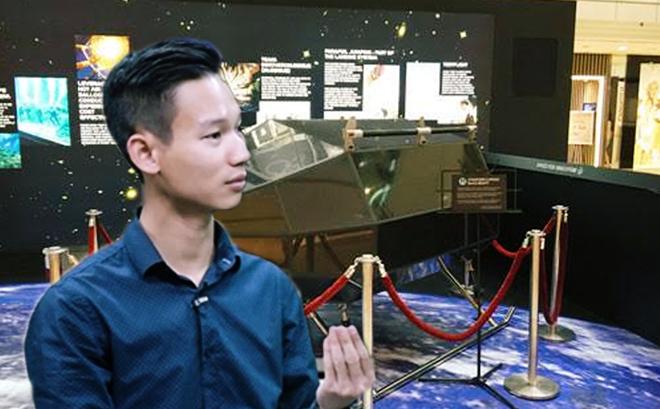 Phi thuyền không gian của Việt Nam: Thế giới hiếm có sản phẩm tương tự - Ảnh 1.