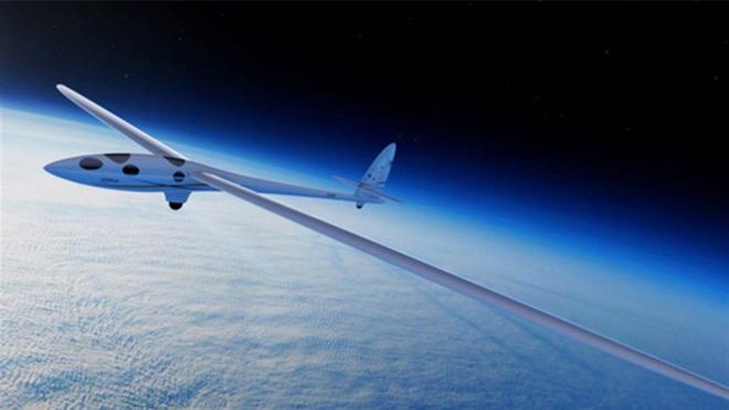Chiếc máy bay không cần động cơ vẫn có thể lên được độ cao 27.000m - Ảnh 1.