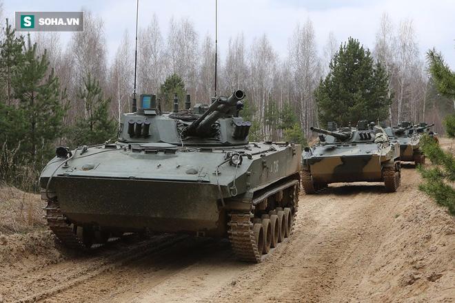 Quân dù Nga phát triển bất thường: Quả đấm được bọc thép - Chạm đất là chiến - Ảnh 3.