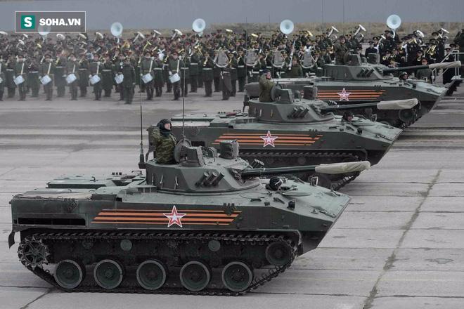 Quân dù Nga phát triển bất thường: Quả đấm được bọc thép - Chạm đất là chiến - Ảnh 5.