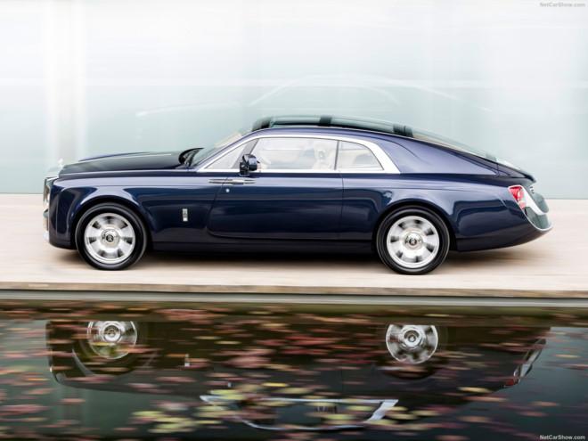 Rolls-Royce cho ra mắt mẫu xe trị giá 290 tỷ, đắt nhất mọi thời đại - Ảnh 4.