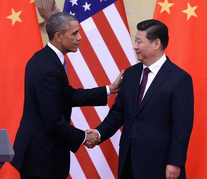 Rút khỏi thỏa thuận khí hậu, Mỹ đang nhường đường cho Trung Quốc vươn lên vị trí dẫn đầu 4