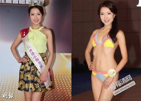 Dung nhan của Á hậu 9x khiến tỷ phú Hong Kong bỏ cả 3 con và người tình để chạy theo - Ảnh 4.