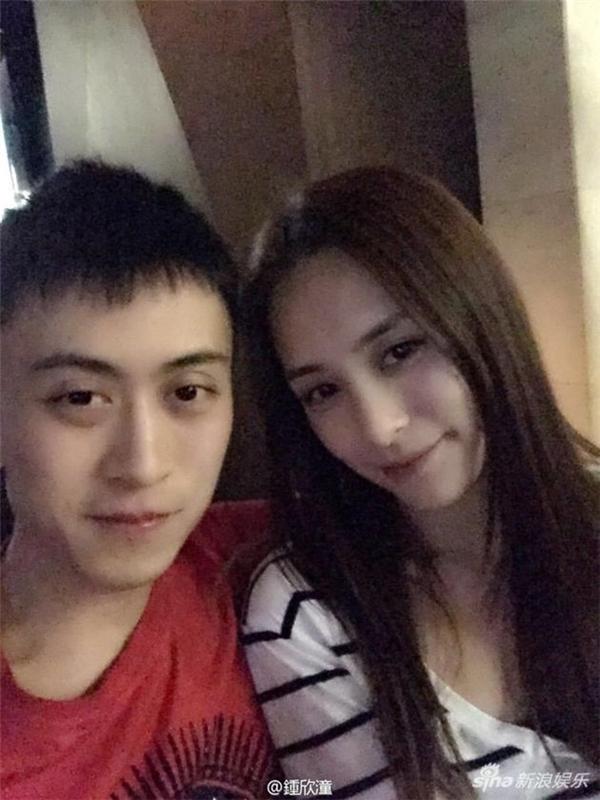 Danh sách bạn gái toàn ngôi sao của thiếu gia giàu nhất nhì Trung Quốc - Ảnh 5.