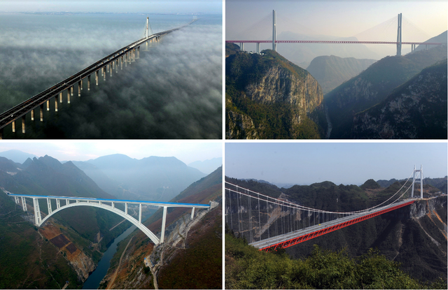 """Góc khuất phía sau những cây cầu """"đệ nhất thiên hạ"""" của Trung Quốc - Ảnh 2"""