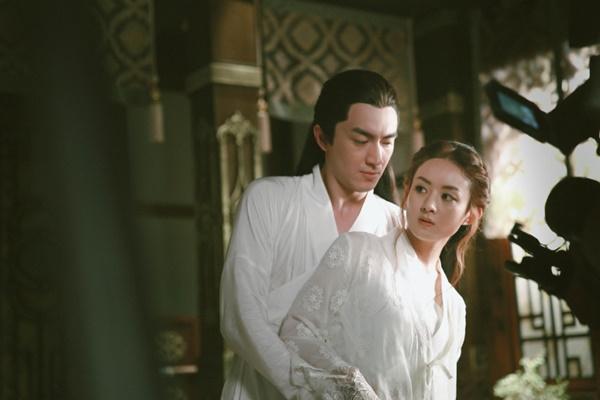 Nhan sắc xinh đẹp của ác nữ chuyên hãm hại Triệu Lệ Dĩnh trong Sở Kiều truyện - Ảnh 1.