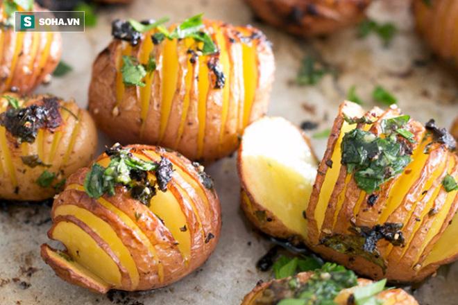 Điều gì sẽ xảy ra khi ăn khoai tây chiên 2 lần mỗi tuần? - Ảnh 2.