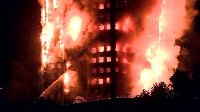 Việc bắt buộc phải làm nếu muốn sống sót khi thoát thân ở toà nhà cao tầng - Ảnh 1.