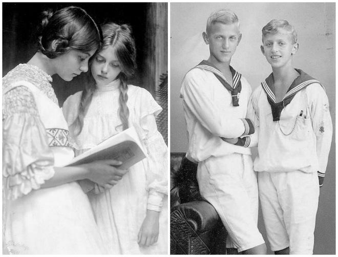 Giới trẻ 100 năm trước đã từng sành điệu như thế nào? - Ảnh 2.