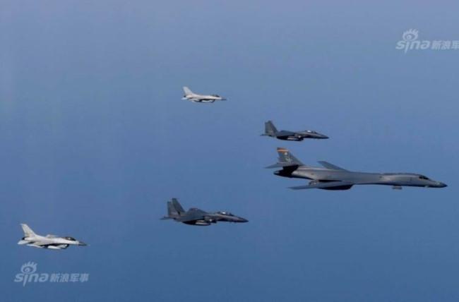 Răn đe Nga mức cao nhất, Mỹ tập kết 3 loại máy bay ném bom chiến lược - ảnh 1