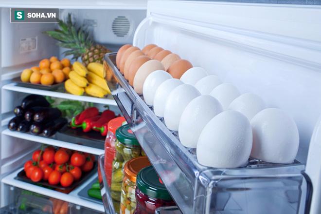 Chỉ với 5 mẹo này có thể nhận biết trứng còn tươi hay đã ung thối - Ảnh 2.