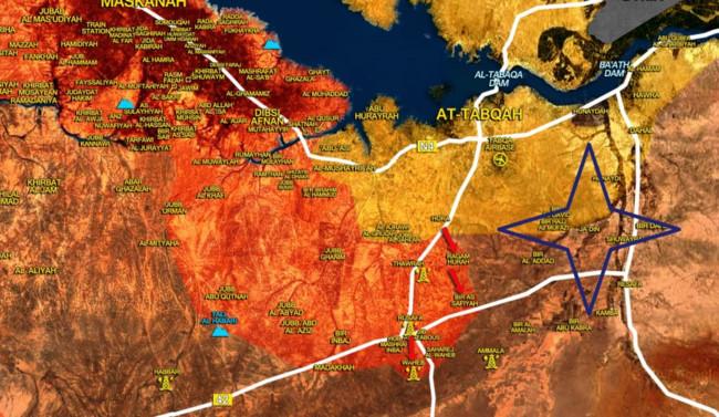 Mỹ bắn hạ chiến đấu cơ Syria, cuộc chiến xí phần bắt đầu khốc liệt - ảnh 1