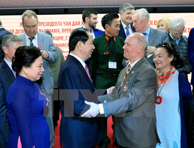 Nga đã, đang và sẽ luôn là người bạn tin cậy của Việt Nam - Ảnh 1.