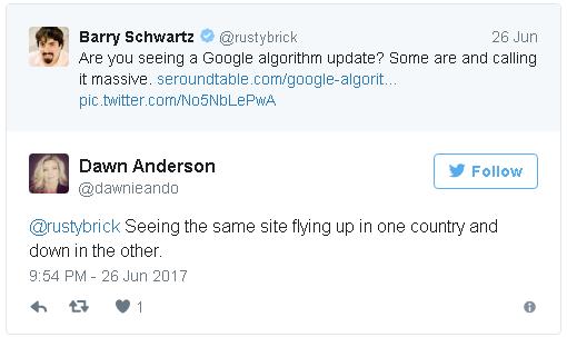 Google vừa thay đổi thuật toán tìm kiếm từ ngày 25 tháng 6, làm xáo trộn kết quả và ảnh hưởng đến thứ bậc của nhiều website - Ảnh 1.
