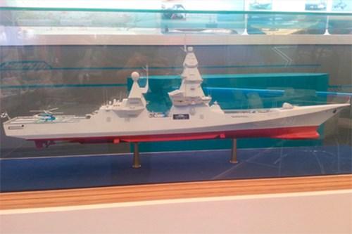 Nga xác định thời điểm đóng mới khu trục hạm lớp Leader mang 200 tên lửa - ảnh 1