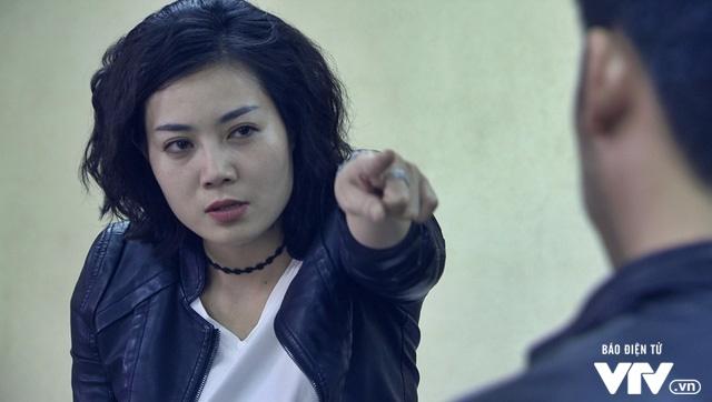 Đời thực khác xa trên phim của cặp vợ chồng Phan Hương - Khải Sở Khanh trong Người phán xử - Ảnh 1.