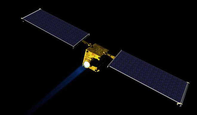 NASA đang gấp rút thử nghiệm cách không tưởng để đẩy lùi tiểu hành tinh có thể sẽ va chạm với Trái đất - Ảnh 1.