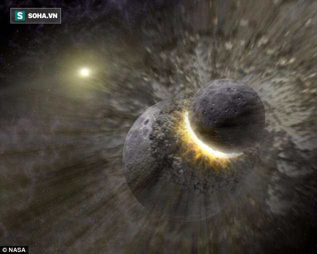 NASA lần đầu tiên tiết lộ bí mật dị thường của Mặt Trăng - Ảnh 1.