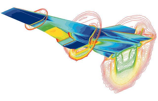 Gốm tổng hợp giúp làm vỏ máy bay có tốc độ gấp 5 lần vận tốc âm thanh, chịu nhiệt lên đến 3.000 độ C - Ảnh 1.