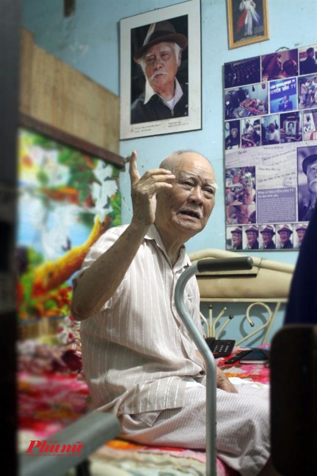 Con gái nhạc sĩ Nguyễn Văn Tý lên tiếng về việc bỏ rơi cha - Ảnh 2.