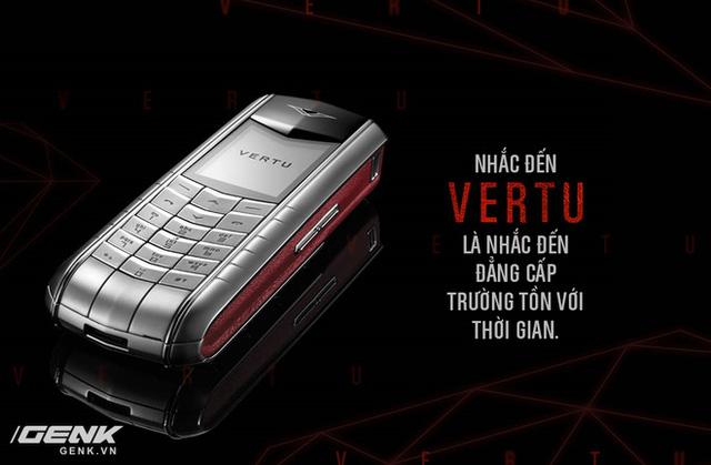Chính iPhone là thủ phạm đẩy Vertu vào cái chết đau đớn như ngày nay  - Ảnh 1.