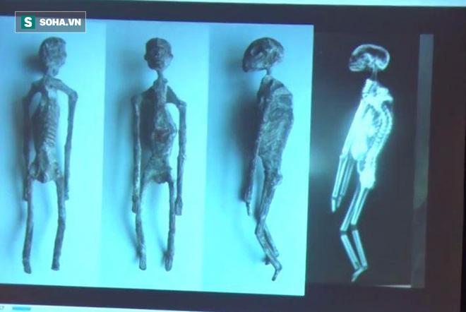 Phát hiện 5 xác ướp người ngoài hành tinh kỳ lạ, gần kỳ quan bí ẩn ở Peru - Ảnh 1.