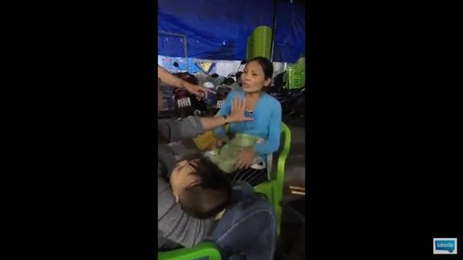 """Sự thật bất ngờ về clip """"bắt cóc trẻ em"""" tại Đà Nẵng - Ảnh 1."""